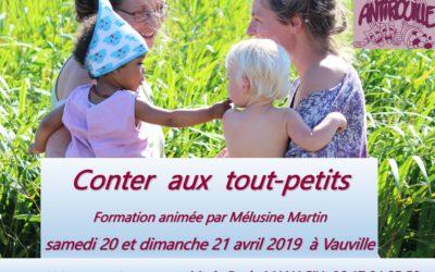 Conter aux Tout-Petits