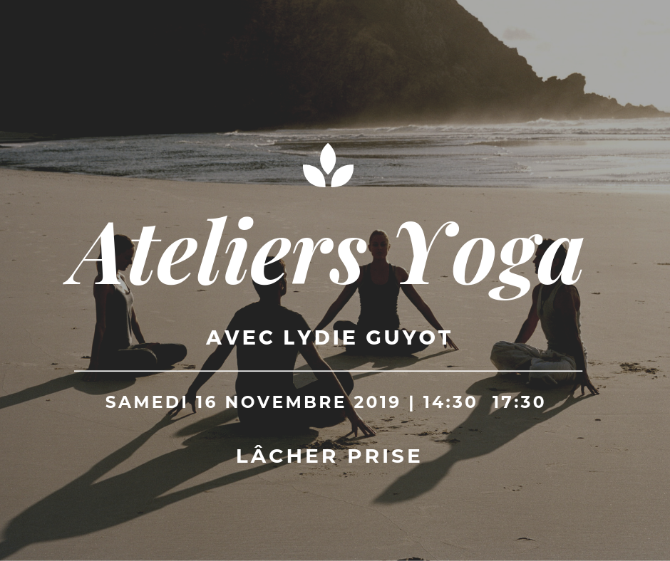 Atelier Yoga novembre 2019 evenements