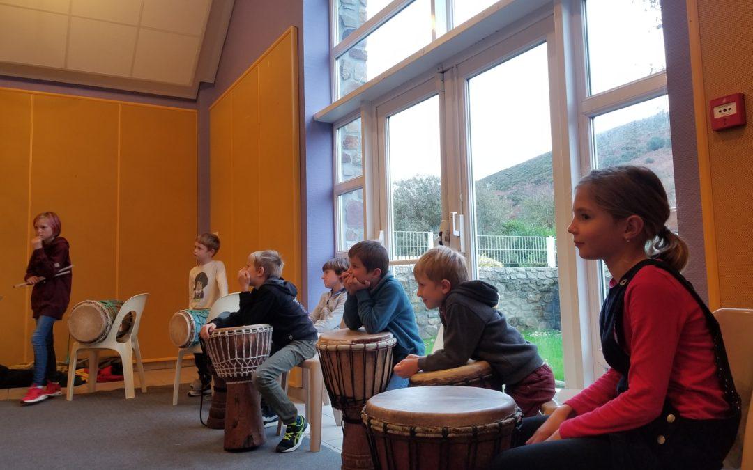 Atelier Bruicolage et Percussions